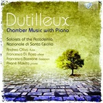 (CD) CHAMBER MUSIC WITH PIANO