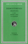 (H/B) DEMOSTHENES (VOLUME VI)