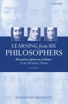 (P/B) LEARNING FROM SIX PHILOSOPHERS (VOLUME ONE)