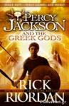 (P/B) PERCY JACKSON AND THE GREEK GODS