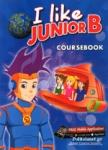 I LIKE JUNIOR B, COURSEBOOK (+iBOOK)