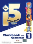 THE INCREDIBLE 5 TEAM 1 WORKBOOK AND GRAMMAR (WITH DIGIBOOK APP.)