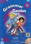 GRAMMAR GENIUS B - PUPIL'S (+CD-ROM)
