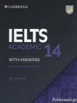 IELTS 14 ACADEMIC (+DOWNLOADABLE AUDIO)