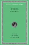 (H/B) PHILO (VOLUME III)