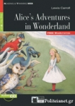 ALICE'S ADVENTURES IN WONDERLAND (+AUDIO-CD)
