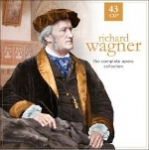 (43-CD SET) RICHARD WAGNER: THE COMPLETE OPERA COLLECTION