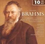 (10-CD Set) JOHANNES BRAHMS: SYMPHONIES, CONCERTOS, PIANO MUSIC, CHAMBER MUSIC, A GERMAN REQUIEM