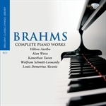 (8-CD SET) COMPLETE PIANO WORKS