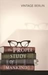 (P/B) THE PROPER STUDY OF MANKIND