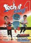 (PACK) TECH IT EASY! 1 (+COURSEBOOK+REVISION+ACTIVITY+WRITER'S PORTFOLIO+CDs+MP3)