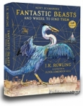 (H/B) NEWT SCAMANDER'S FANTASTIC BEASTS AND WHERE TO FIND THEM