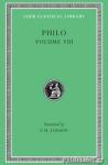 (H/B) PHILO (VOLUME VIII)