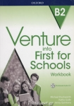 VENTURE INTO FIRST FOR SCHOOLS B2 (+AUDIO-CD)