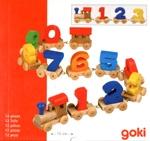 GOKI - NUMBER TRAIN