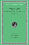 (H/B) PAUSANIAS: DESCRIPTION OF GREECE (VOLUME II)