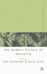 (P/B) THE MODERN HISTORY OF SEXUALITY
