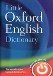 (H/B) LITTLE OXFORD ENGLISH DICTIONARY