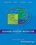 (P/B) DESIGNING EFFECTIVE INSTRUCTION