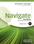 NAVIGATE A1 (+DVD, +ONLINE SKILLS)