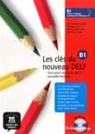 LES CLES DU DELF B1 NOUVEAU (+CD)