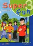 (PACK) SUPER FUN 3 CEF A2, COURSEBOOK (+iBOOK +ACTIVITY BOOK +WRITER'S PORTFOLIO +REVISION BOOK +SUMMER BOOK +READER +ΚΥΚΛΟ ΡΗΜΑΤΩΝ)