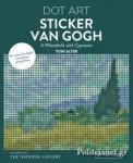 (P/B) DOT ART: STICKER VAN GOGH