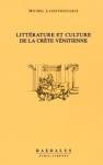 LITTERATURE ET CULTURE DE LA CRETE VENITIENNE