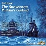 (CD) THE SNOWSTORM, PUSHKIN'S GARLAND