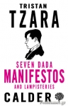 (P/B) SEVEN DADA MANIFESTOES AND LAMPISTERIES