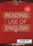 READING AND USE OF ENGLISH, CAMBRIDGE ENGLISH FIRST (FCE) FOR SCHOOLS (NEW FORMAT 2015)
