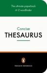 (P/B) THE PENGUIN CONCISE THESAURUS