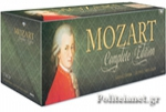 (170CD) MOZART COMPLETE EDITION