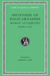 (H/B) DIONYSIUS OF HALICARNASSUS (VOLUME III)