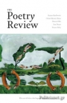 POETRY REVIEW, VOLUME 109, ISSUE 1,SPRING 2019