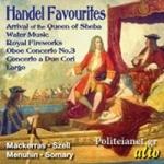 (CD) HANDEL FAVOURITES