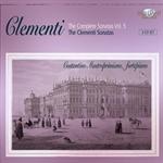 (3-CD SET) THE COMPLETE SONATAS (VOLUME 5)