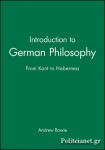 (P/B) INTRODUCTION TO GERMAN PHILOSOPHY (0745625711)