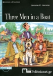 THREE MEN IN A BOAT (+CD)