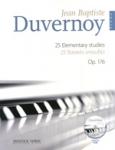25 ELEMENTARY STUDIES (+CD)