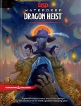 DUNGEONS & DRAGONS RPG - WATERDEEP: DRAGON HEIST