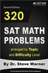 (P/B) 320 SAT MATH PROBLEMS