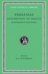 (H/B) PAUSANIAS: DESCRIPTION OF GREECE (VOLUME V)