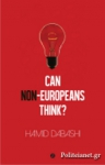 (P/B) CAN NON-EUROPEANS THINK?