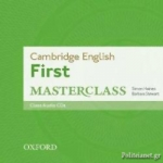 2CD - CAMBRIDGE ENGLISH FIRST MASTERCLASS (FCE) (REVISED 2015)