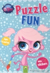 PUZZLE FUN - LITTLEST PET SHOP