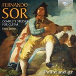 (3CD) COMPLETE STUDIES FOR GUITAR