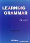 LEARNING GRAMMAR C2
