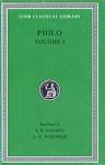 (H/B) PHILO (VOLUME I)