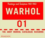 (H/B) THE ANDY WARHOL CATALOGUE RAISONNE (VOLUME 1)